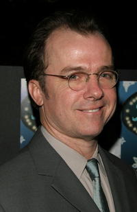 Michael O'Keefe at the after party for the play opening of