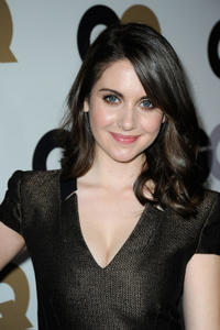 Alison Brie at the 16th Annual GQ