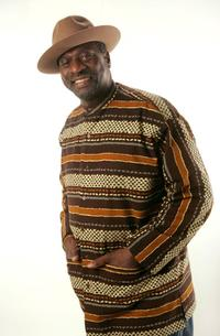 Afemo Omilami at the 2007 Sundance Film Festival.