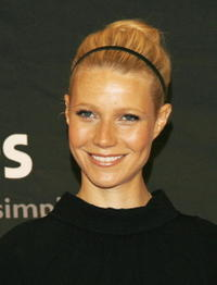 Gwyneth Paltrow at the 13th Annual Premiere 'Women in Hollywood' in Beverly Hills, California.