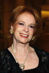 Luciana Paluzzi at the Beverly Hills Ball 50th Anniversary Gala and benefit.