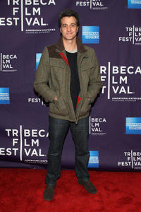 Ross Partridge at the New York premiere of