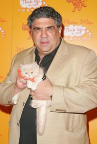 Vincent Pastore at the Meow Mix Celebration.