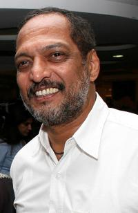 Nana Patekar at the launch ceremony for the book