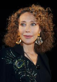 Marisa Berenson at the Spring/Summer 2006 Ready-to-Wear collections.