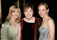 Polly Bergen, Amy Ryan and Sharon Lawrence at The Actors Fund of America 'There's No Business Like Show Business' Gala.