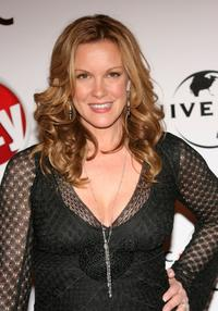 Elizabeth Perkins at the Universal/NBC/Focus Features Golden Globe after party.