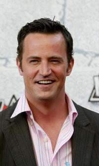 Matthew Perry at the 2004 MTV Movie Awards.