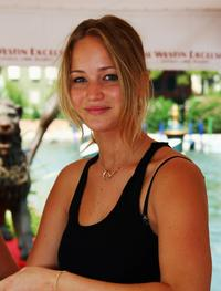 Jennifer Lawrence at the 65th Venice Film Festival.