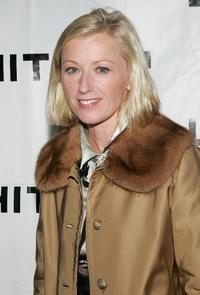 Cindy Sherman at the Whitney Museum of American Art Gala 2005: Celebrating 75 Years of American Art.