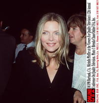 Michelle Pfeiffer at the 12th Annual Conference on Quality Television.