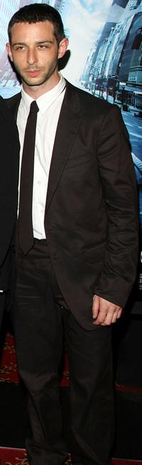Jeremy Strong at the premiere of