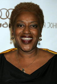 CCH Pounder at the Annual Elton John Academy Awards.