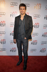 Rob Mayes at the California premiere of