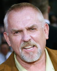 John Ratzenberger at the premiere of