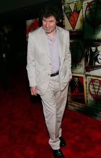 Stephen Rea at the photocall for the movie