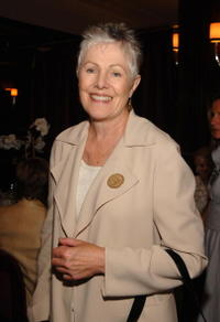 Lynn Redgrave at the lunch in honor of