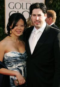 Jason Reitman at the 64th Annual Golden Globe Awards.