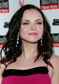 Christina Ricci at the N.Y. premiere of