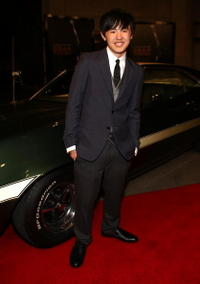 Bee Vang at the world premiere of