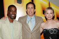 Chris Rock, Jerry Seinfeld and Renee Zellweger at the special screening of