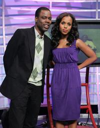 Chris Rock and Kerry Washington make an appearance on BET's 106 & Park.