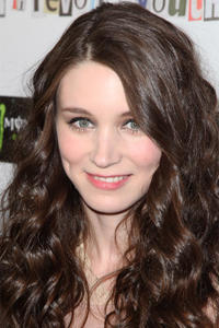 Rooney Mara at the premiere of