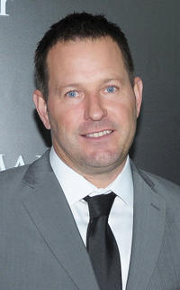 Brian Oliver at the New York premiere of
