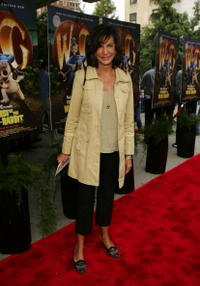Mercedes Ruehl at the premiere of