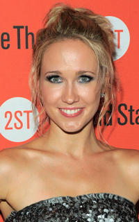 Anna Camp at the opening night after party of