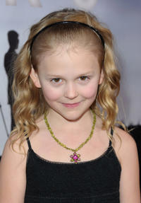 Emily Alyn Lind at the Blu-ray and DVD Release party of