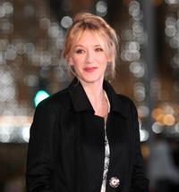 Ludivine Sagnier at the opening of the French Film Festival.