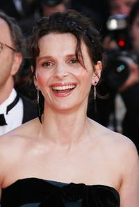 Juliette Binoche at the Palais des Festivals at the 60th International Cannes Film Festival, attends the premiere of