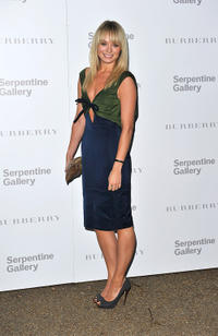 Laura Haddock at the Serpentine Gallery Summer party in London.
