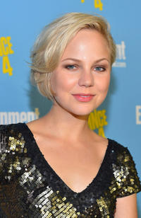 Adelaide Clemens at the Entertainment Weekly's 6th Annual Comic-Con Celebration in California.