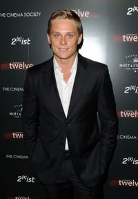 Billy Magnussen at the screening of