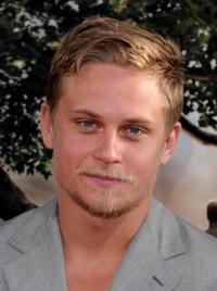 Billy Magnussen at the premiere of