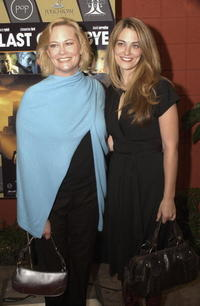 Cybill Shepherd and her daughter Clementine Ford at the DVD release party for