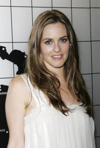 Alicia Silverstone at the after party following the UK premiere of