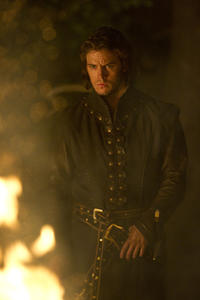 Sam Claflin as Prince William in ``Snow White and the Huntsman.''