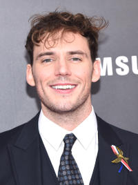 Sam Claflin at the New York premiere of