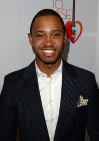 Terrence J at the 20th Annual Race to Erase MS Gala