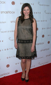Taylor Treadwell at the Art Of Elysium Hosts 5th Annual