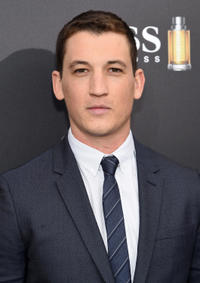 Miles Teller at the New York premiere of