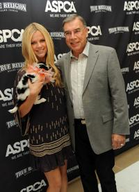 Brooklyn Decker and Ed Sayers at the 2009 ASPCA Young Friends benefit.