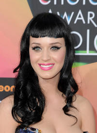 Katy Perry at the Nickelodeon's 23rd Annual Kids' Choice Awards.