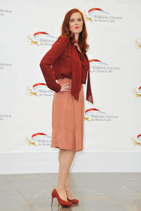 Audrey Fleurot at the photocall of