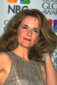 Lea Thompson in an undated file photo.
