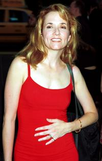 Lea Thompson at the New York premiere of