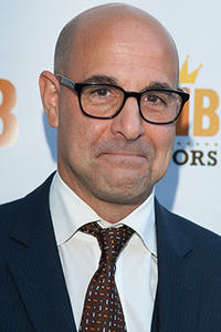 Stanley Tucci at The Mario Batali Foundation Inaugural Honors Dinner in New York.